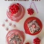 Last Minute Christmas Gift – Peppermint Swirl Cake