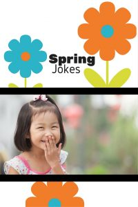 Printable Spring Jokes for Kids that will get Everyone Laughing