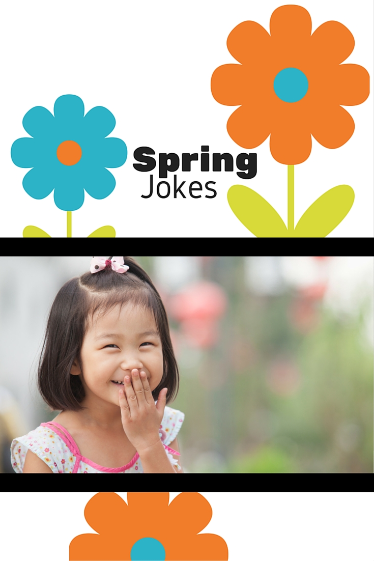 15 Printable Spring Jokes for Kids