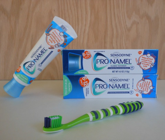 ProNamel for Kids is specially formulated to protect against cavities and everyday acids.