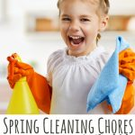 Spring Cleaning Chores You Can Give to the Kids