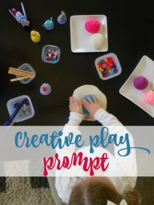 Fun and Creative Play Prompt