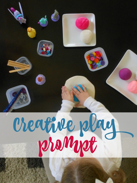 creative play prompt