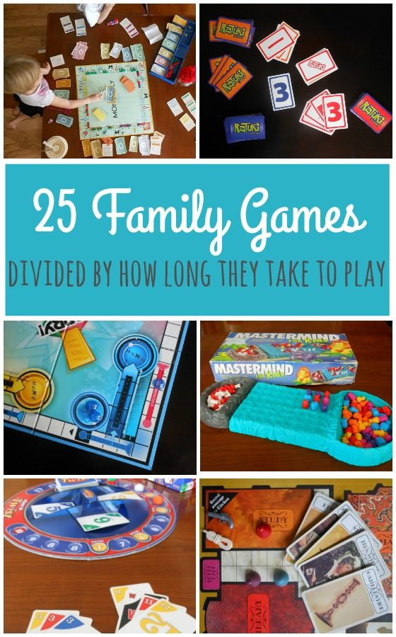 best family games! #7 is our favorite