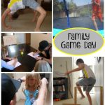 Make Your own Family Game Day