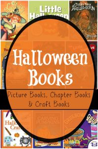 9 Not Too Scary Halloween Books for Kids