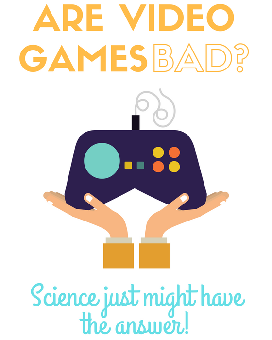 Are video games bad for kids? It's time we had an answer.