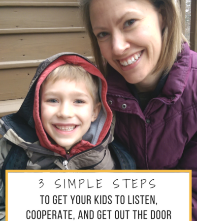 Smooth Kids Morning Routine – More Listening & Cooperation