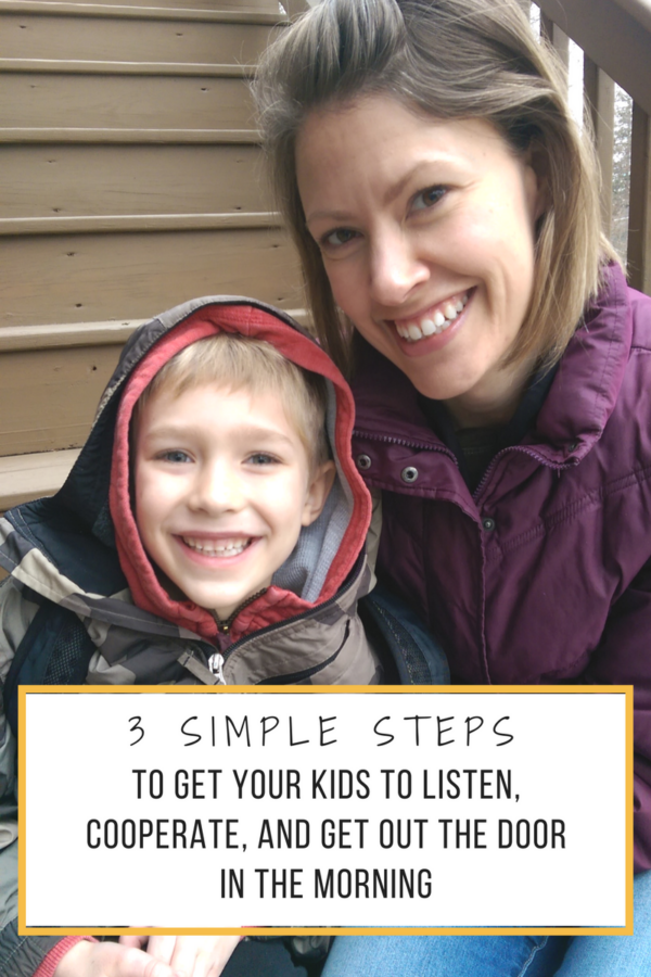 Smooth Kids Morning Routine - More Listening & Cooperation