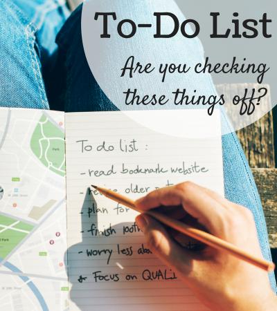 A Better To-Do List