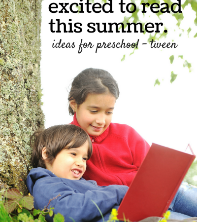 7 Fun ways to Get Kids Reading this Summer