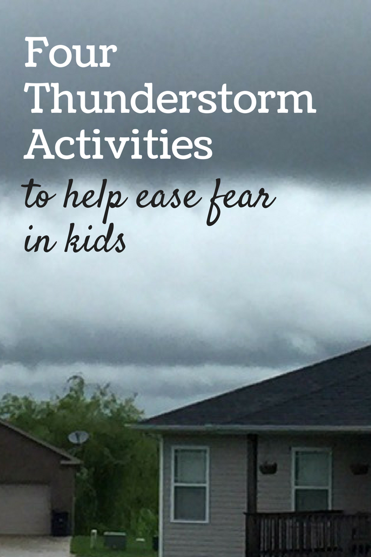 thunderstorm activities for kids