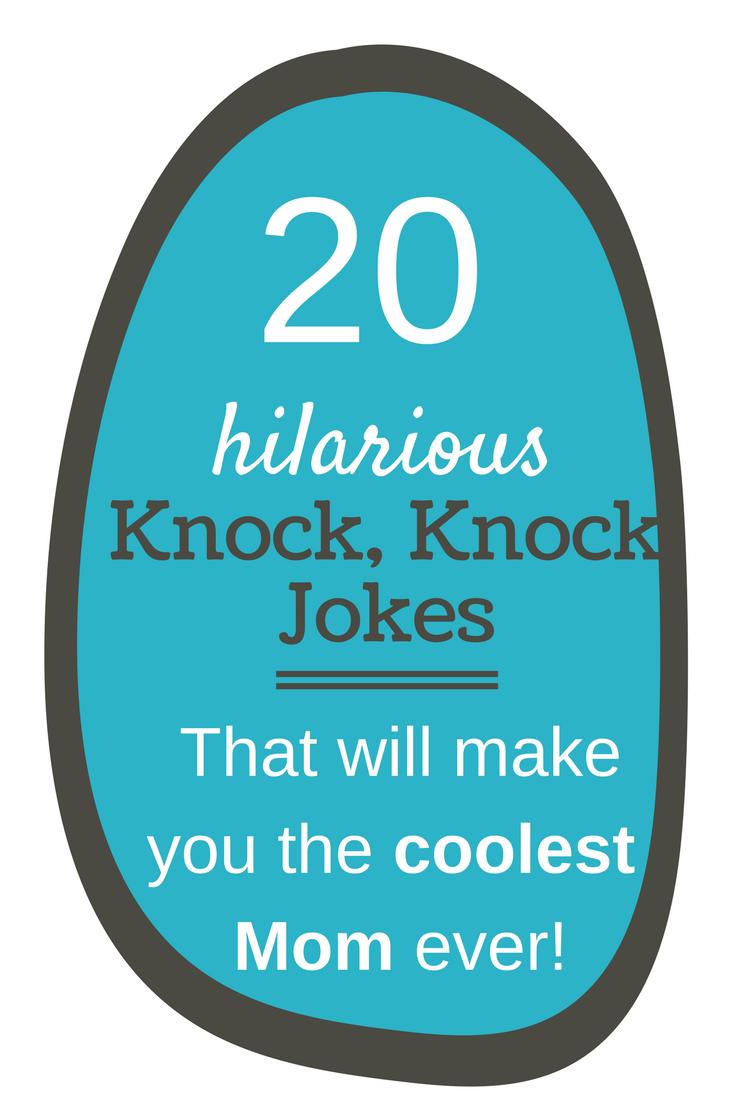 Printable Knock Knock Jokes for kids | 20 Funny Jokes for Kids