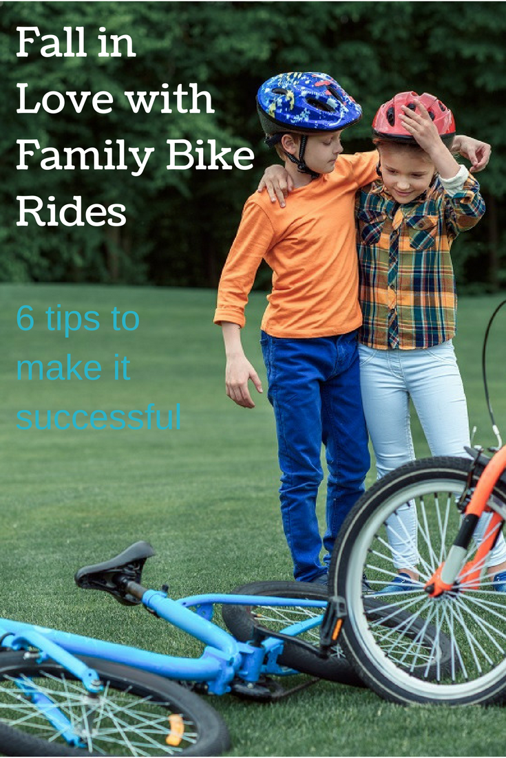 Six Tips for a Successful Family Bike Ride This Fall