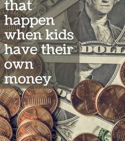 The First Step to Teaching Kids about Money