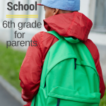 Middle School Transition | How You Can Help Ease into Middle School