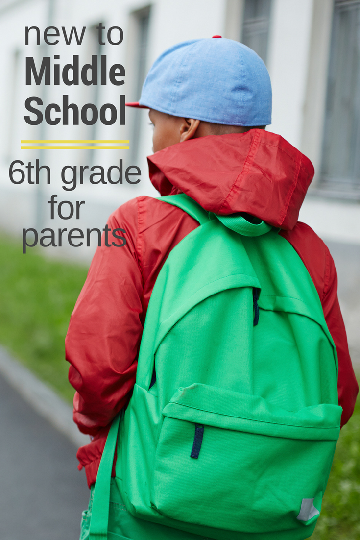 middle school transition, middle school for parents, clean backpack, tween organization, tween, school, teen, 6th grade, #parentingtweens #schoolorganization