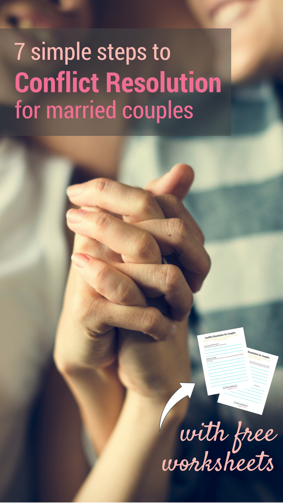 conflict resolution for adults, conflict resolution worksheet, marriage, compromise, marriage advice #marriagegoals #marriage
