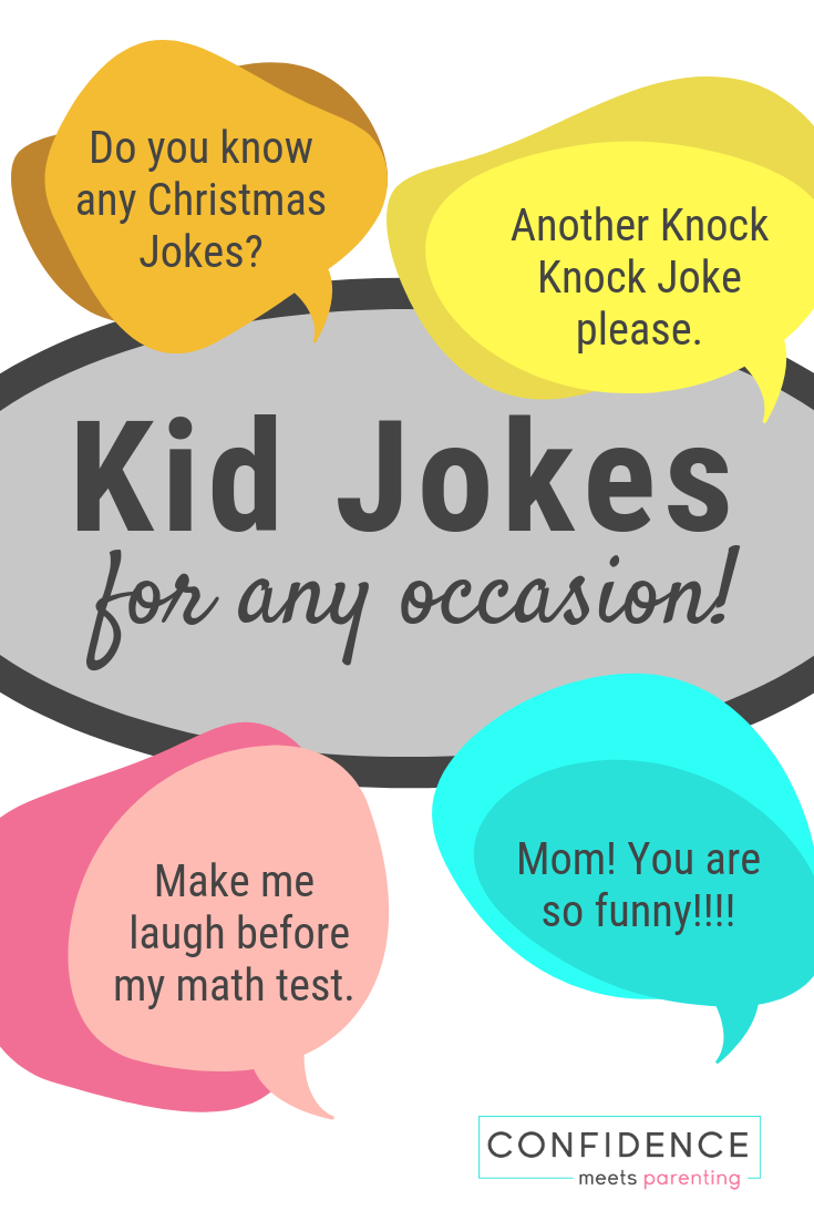 84 Good Jokes for Kids for Any Occasion - Confidence Meets Parenting