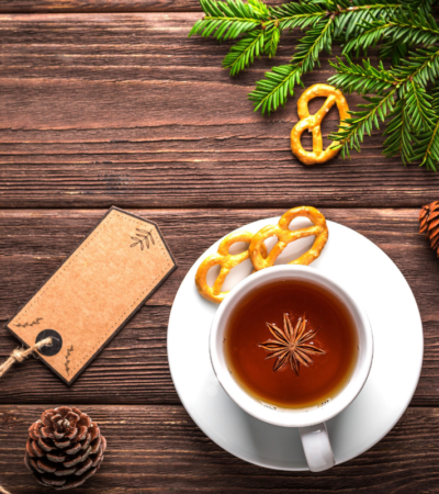 How to enjoy the holidays (stress free)